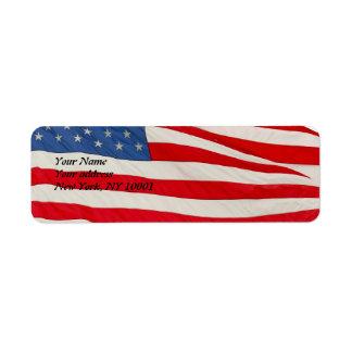 The American Flag, U.S.A