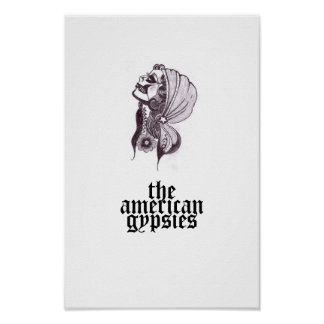 The American Gypsies Poster