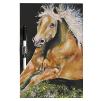 The American Mustang Dry Erase Board