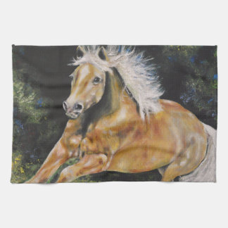 The American Mustang Kitchen Towel