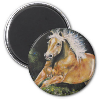 The American Mustang Magnet