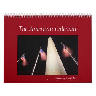 The American Photo Calendar