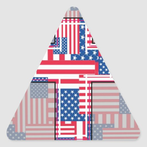 The American Religious Patriot. Stickers