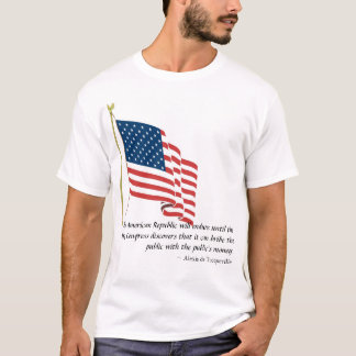 The American Republic will endure until.... T-Shirt