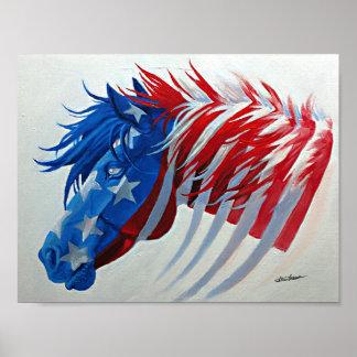 The American Spirit Poster