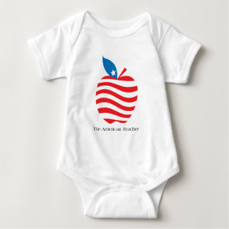 The American Teach Big Apple Collection Baby Bodysuit