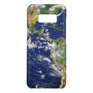 The Americas, As Seen From Space Case-Mate Samsung Galaxy S8 Case