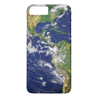 The Americas, As Seen From Space iPhone 8 Plus/7 Plus Case
