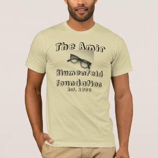 The Amir Blumenfeld Foundation T-Shirt