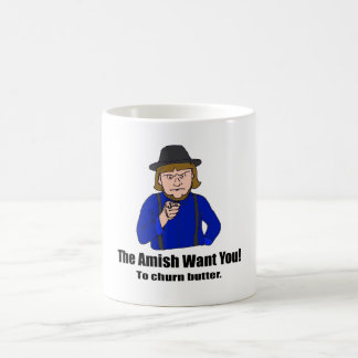 The Amish Want You Mug