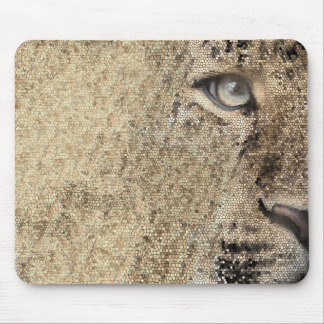 The Amur Leopard Mousepad