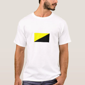 The Anarcho-Capitalist Flag T-Shirt