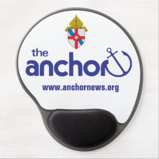 The Anchor Logo Gel Mousepad