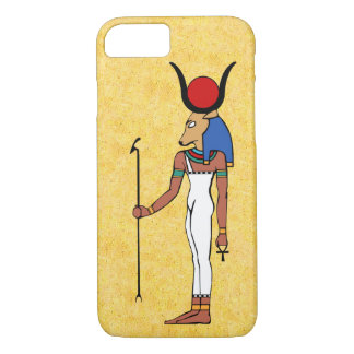 The Ancient Egyptian Goddess Hathor iPhone 7 Case
