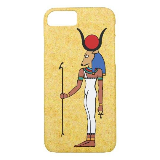The Ancient Egyptian Goddess Hathor iPhone 7 Case