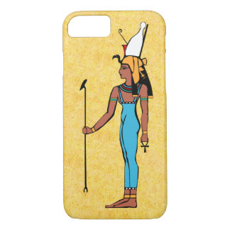 The Ancient Egyptian Goddess Mut iPhone 7 Case