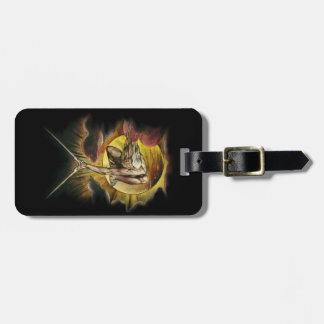The Ancient Of Days Luggage Tag