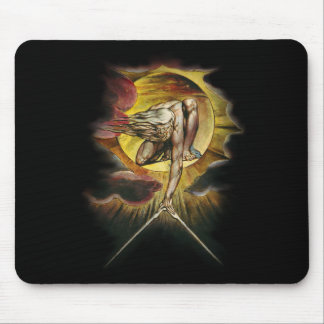 The Ancient Of Days Mouse Pad