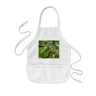 The Ancient Tree Canopy Kids Apron