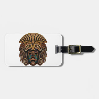 THE ANCIENT WISDOM LUGGAGE TAG