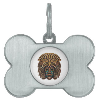 THE ANCIENT WISDOM PET NAME TAG