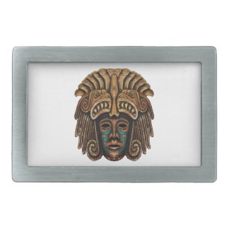 THE ANCIENT WISDOM RECTANGULAR BELT BUCKLES