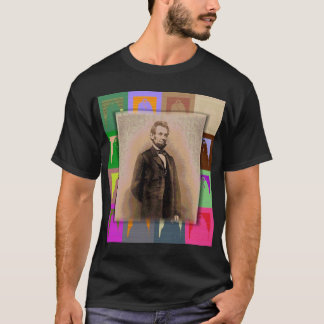 The Andy   Abraham Lincoln 3 T-Shirt
