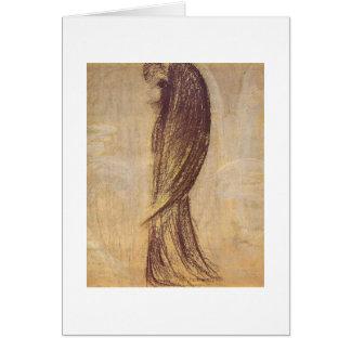 The Angel by M.K. Ciurlionis, 1904-5 Card