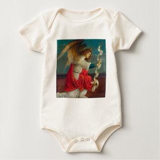 The Angel Gabriel - Gaudenzio Ferrari Baby Bodysuit