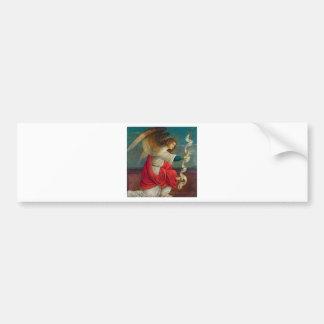 The Angel Gabriel - Gaudenzio Ferrari Bumper Sticker