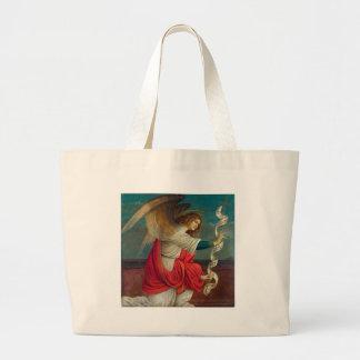 The Angel Gabriel - Gaudenzio Ferrari Large Tote Bag