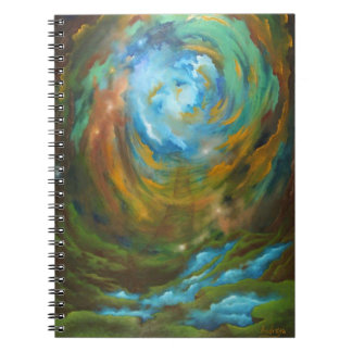 The Angel of the passage Notebook