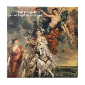 The Angel of your Guarda Tile