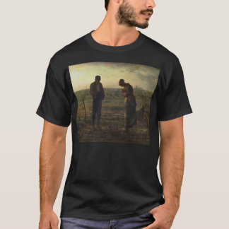 The Angelus by Jean-François Millet T-Shirt