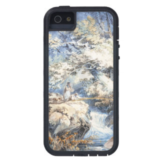 The Angler Joseph Mallord William Turner ART iPhone 5 Cover