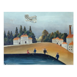 The anglers, c.1908-09 (oil on canvas) postcard