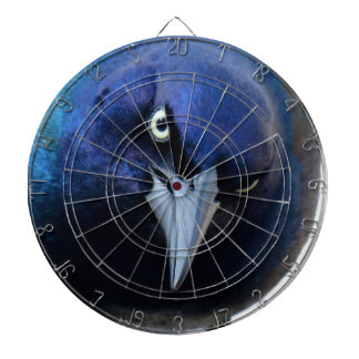 The Angry Grackle Dart Board