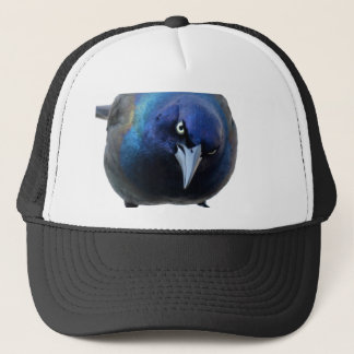 The Angry Grackle Trucker Hat