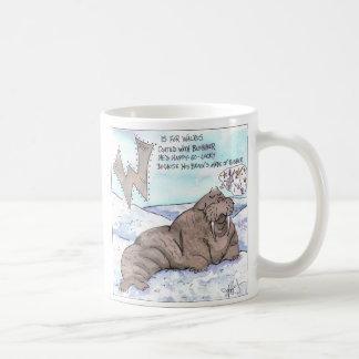 The Animals Are Scaring Me Coffee Mug