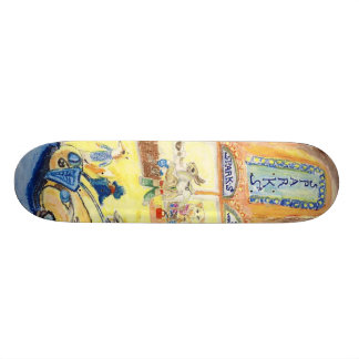 The Animals Night Out On The Town Skate Board Deck