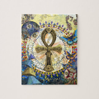 The Ankh Jigsaw Puzzle