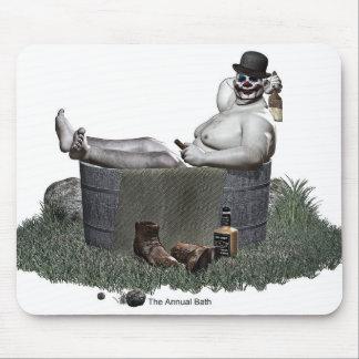 The Annual Bath Mouse Pad