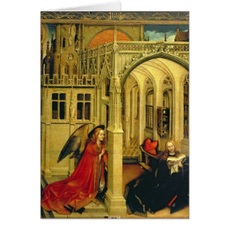The Annunciation 2 Card
