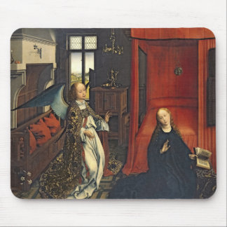 The Annunciation 3 Mouse Pad