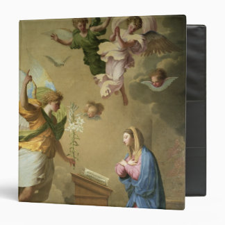 The Annunciation, before 1652 Vinyl Binder