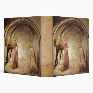 The  Annunciation Christmas Nativity Binder