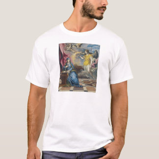 The Annunciation El Greco Domenikos Theokopoulos T-Shirt