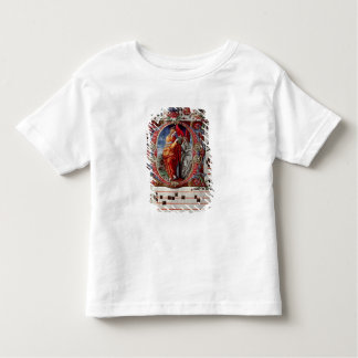 The Annunciation, historiated initial 'O' Tee Shirts