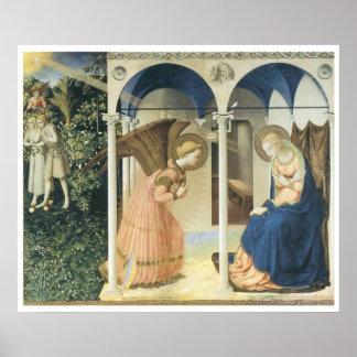 The Annunciation Print