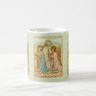 The Annunciation (RLS 04) Tripled Coffee Mug